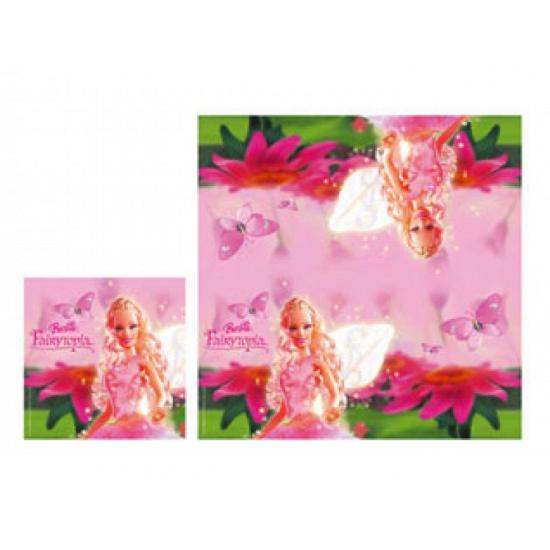 Image of Barbie servetten 33 x 33 cm