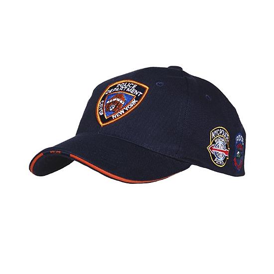 Image of Baseball cap NYPD