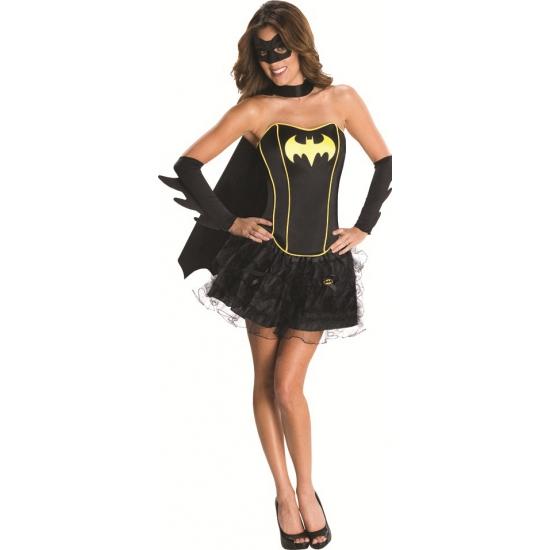 Image of Batgirl carnaval kostuum dames