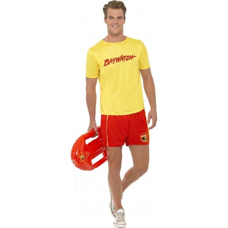 Image of Baywatch strandwacht kostuum