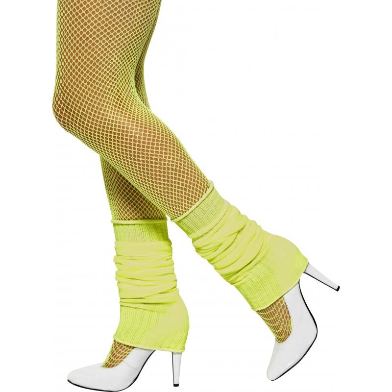 Image of Beenwarmers fluoriscerend geel