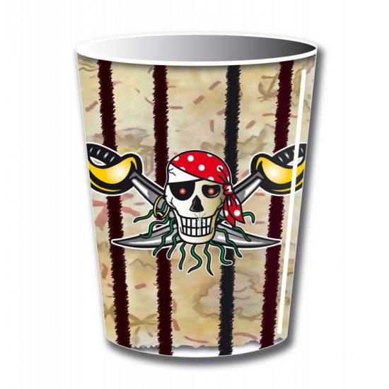 Image of Beker van piraten