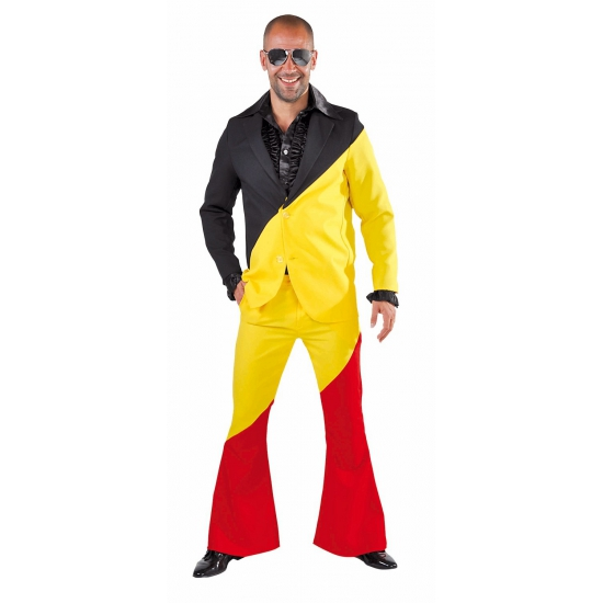 Image of Belgie carnavals pak voor volwassenen