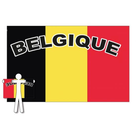 Image of Belgie supporter cape