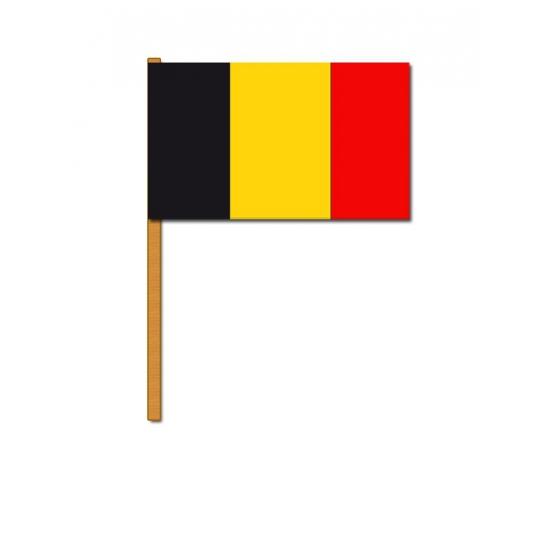 Image of Belgisch zwaaivlaggetje