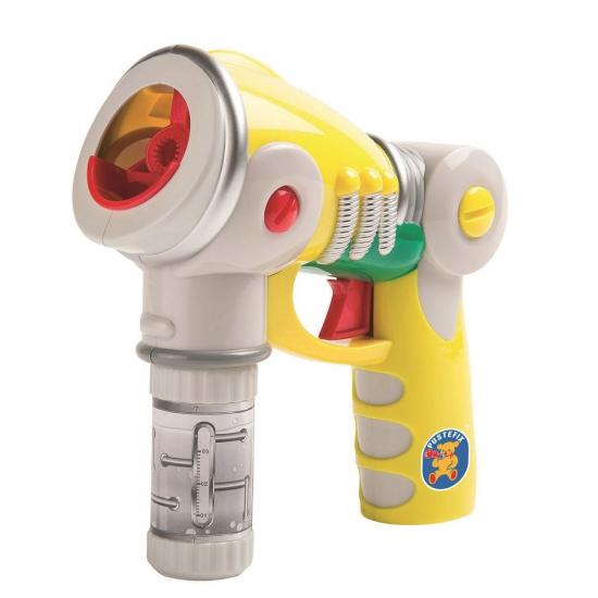Image of Bellenblaas pistool met vloeistof