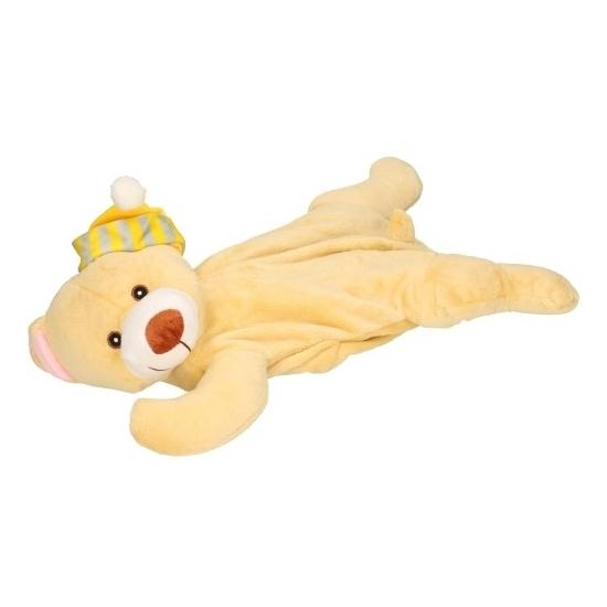 Image of Beren kruik beige voor kinderen