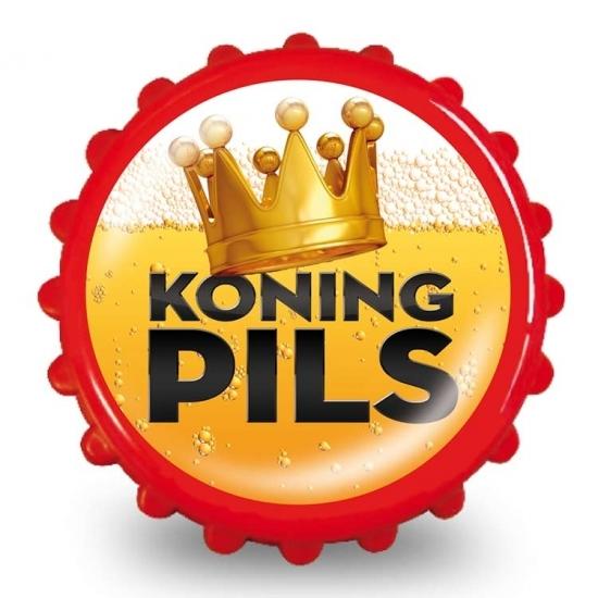 Image of Bierdop opener koning pils