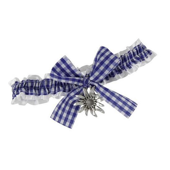 Image of Bierfeest halslinten in de kleur blauw