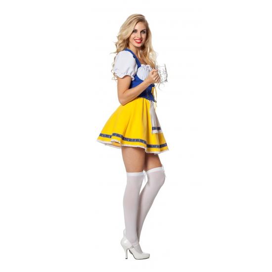 Image of Biermeid verkleed jurk