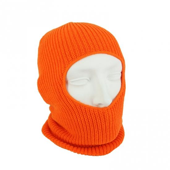 Image of Bivakmuts eengaats oranje