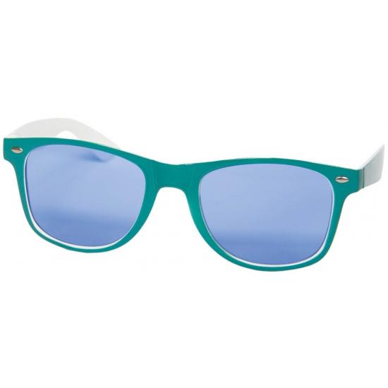 Image of Blauw feestbril voor volwassenen