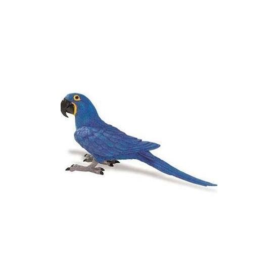 Image of Blauwe Macaw papegaai 11cm