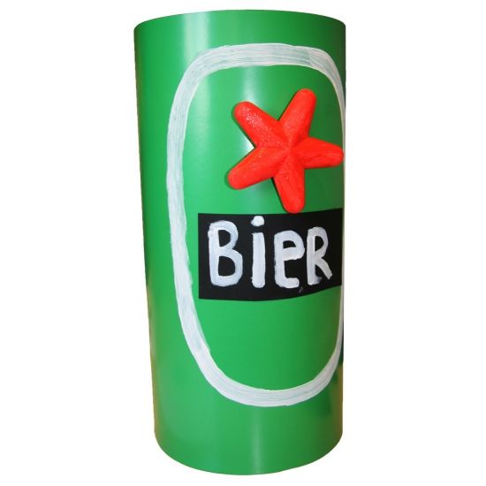 Image of Blikje bier knutselen startpakket