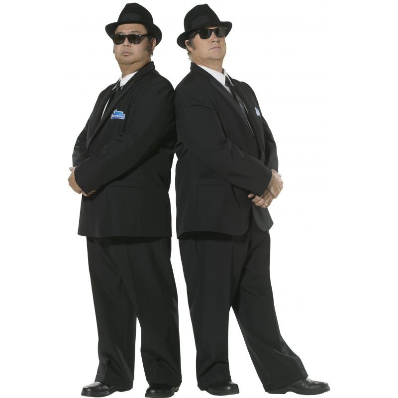 Image of Blues Brother feest kleding