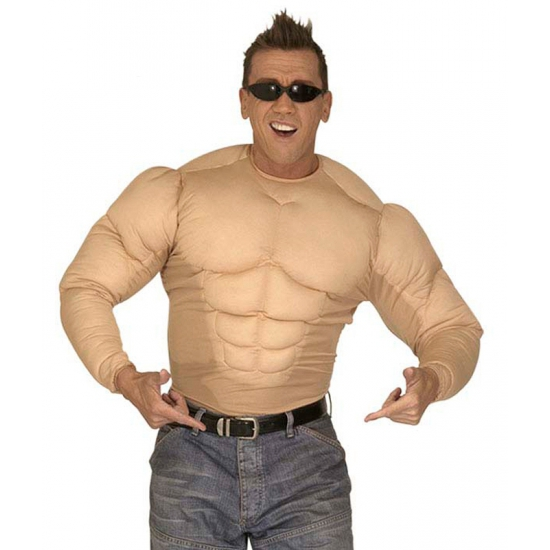 Image of Body builders kostuum
