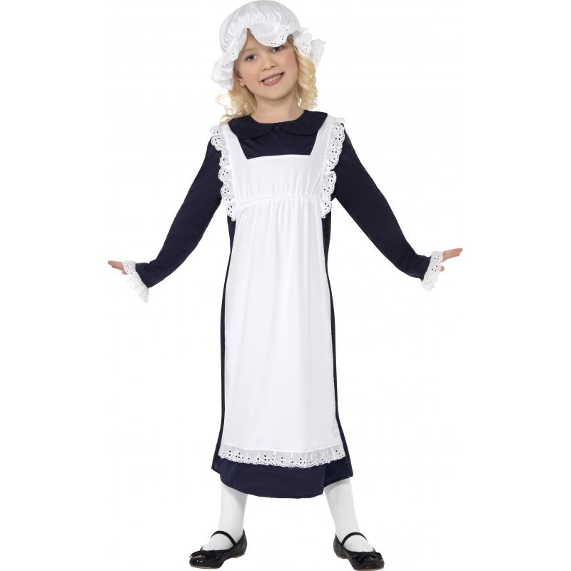 Image of Boerinnen outfit voor kinderen