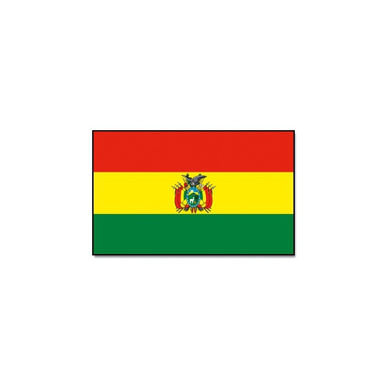Boliviaanse vlaggen