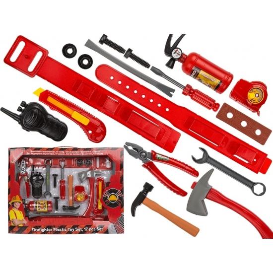 Image of Brandweer gereedschap kunststof