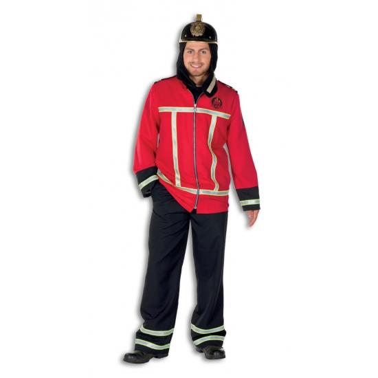 Image of Brandweer jas met broek voor mannen
