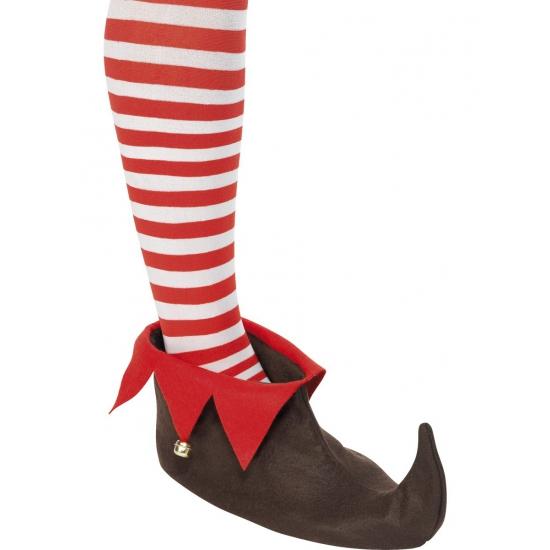 Image of Bruine elfen schoenen