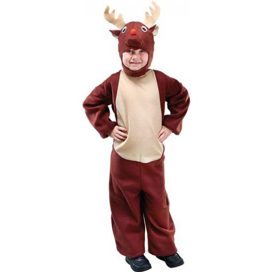 Image of Bruine rendier outfits voor kids