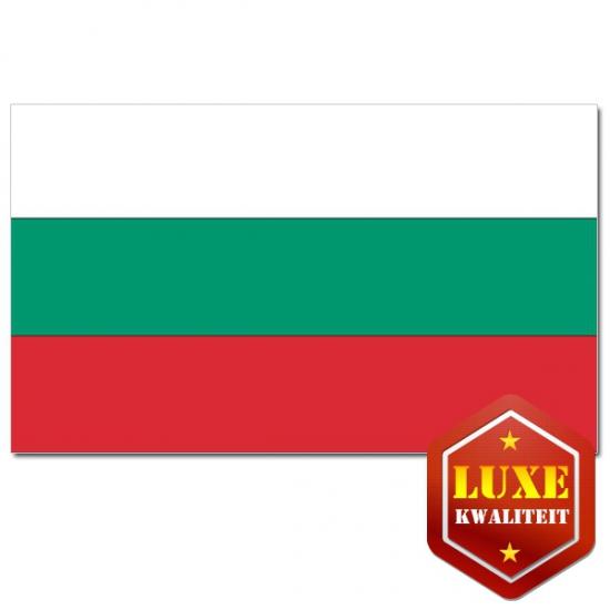Bulgaarse landen vlag