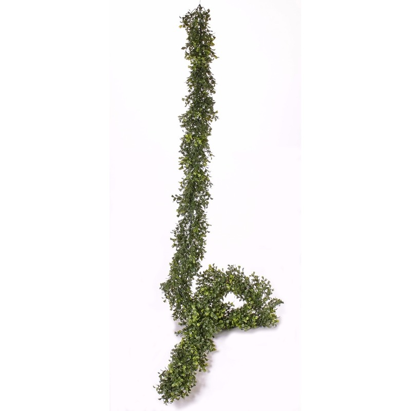 Image of Buxus decoratie guirlande 180 cm