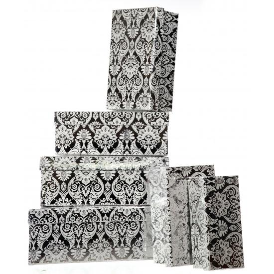 Image of Cadeau doos barok 18 cm