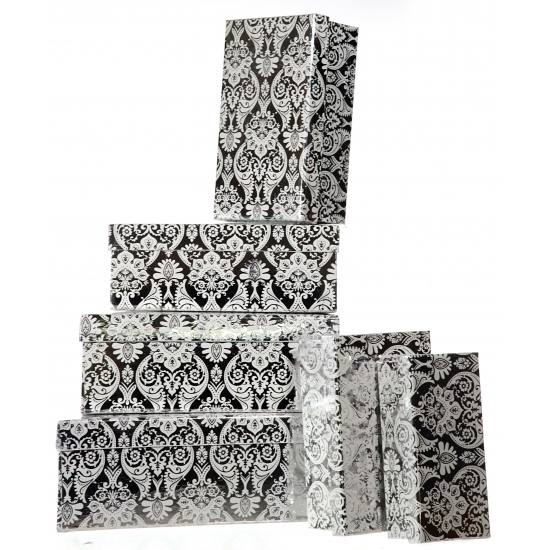 Image of Cadeau doos barok 23,5 cm