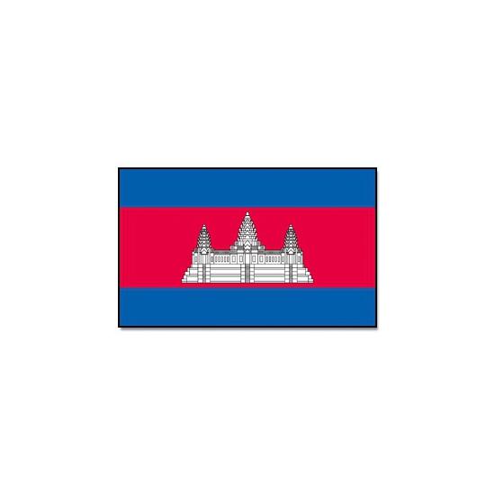 Cambodjaanse vlaggen