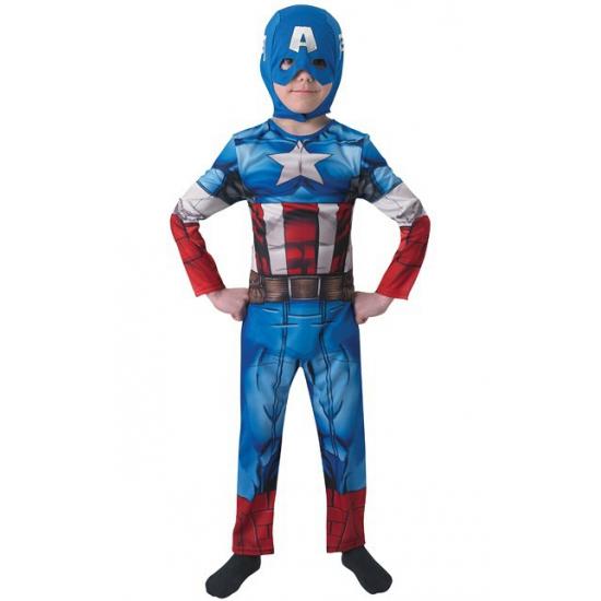 Image of Captain America kostuum voor kinderen