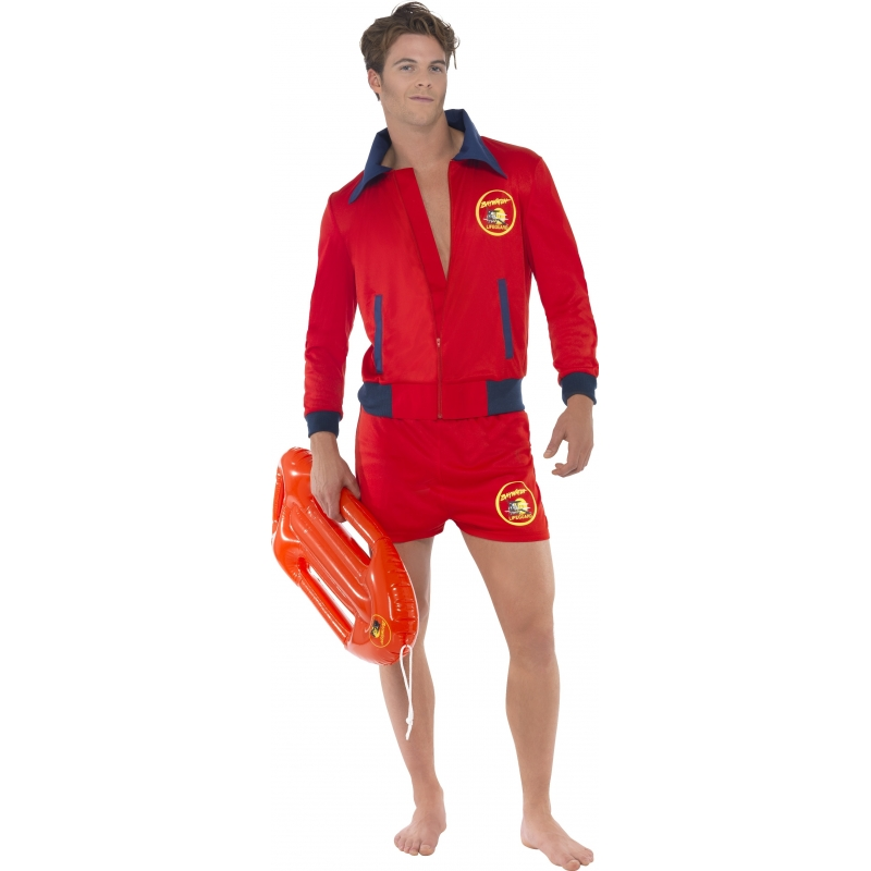Image of Carnaval Baywatch kleding heren
