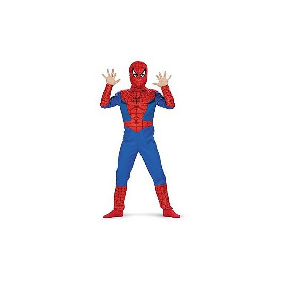 Image of Carnaval kostuum Spiderman voor jongens