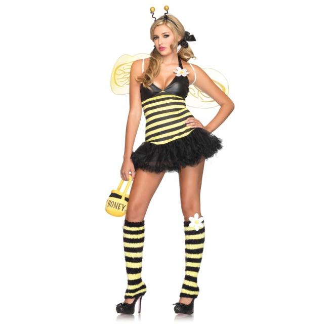 Image of Carnaval outfit sexy bij voor dames