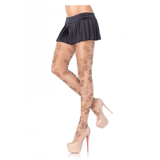 Image of Carnavals accessoires dollar panty