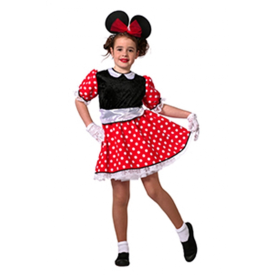 Image of Carnavals kinder kleding Minnie