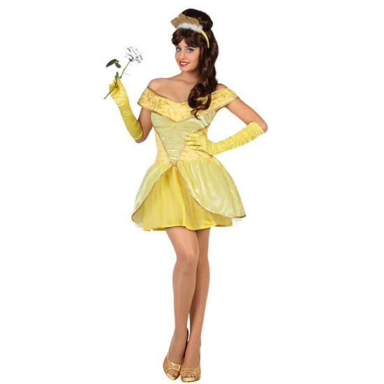 Image of Carnavalskleding prinses voor dames