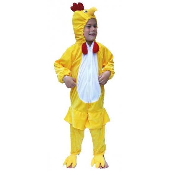 Image of Carnavalskostuum kip voor kinderen