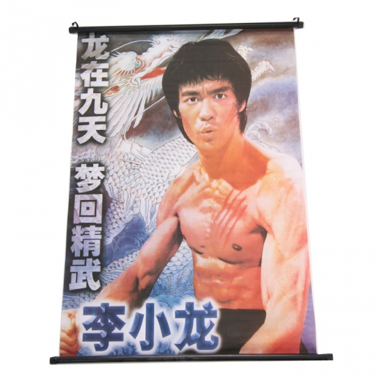 Image of Chinese poster Bruce Lee