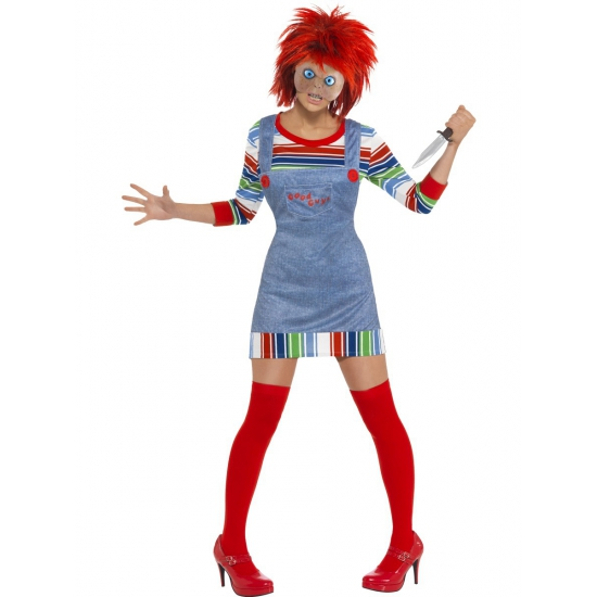 Image of Chucky pakken voor vrouwen