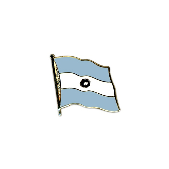 Image of Colbert vlaggetje Argentini?