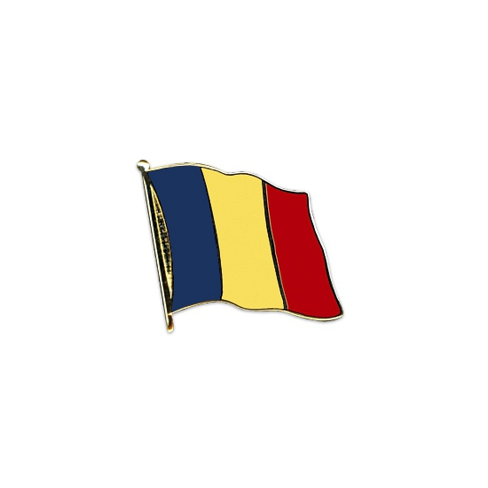 Colbert vlaggetje Roemenie