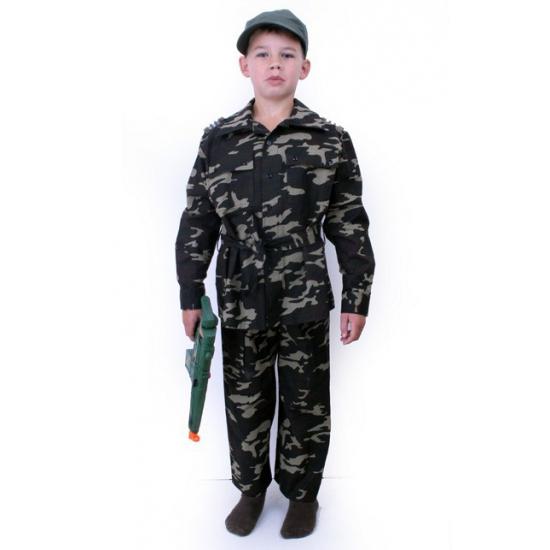 Image of Commando kostuum voor jongens