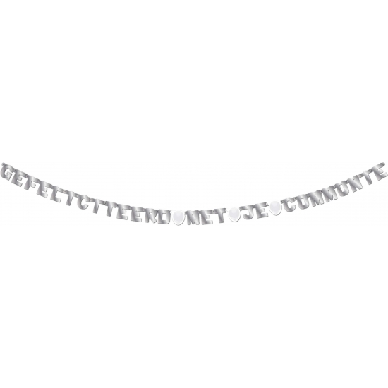 Image of Communie letterslinger 4 meter