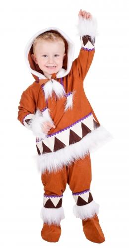 Image of Compleet eskimo pak voor kinderen