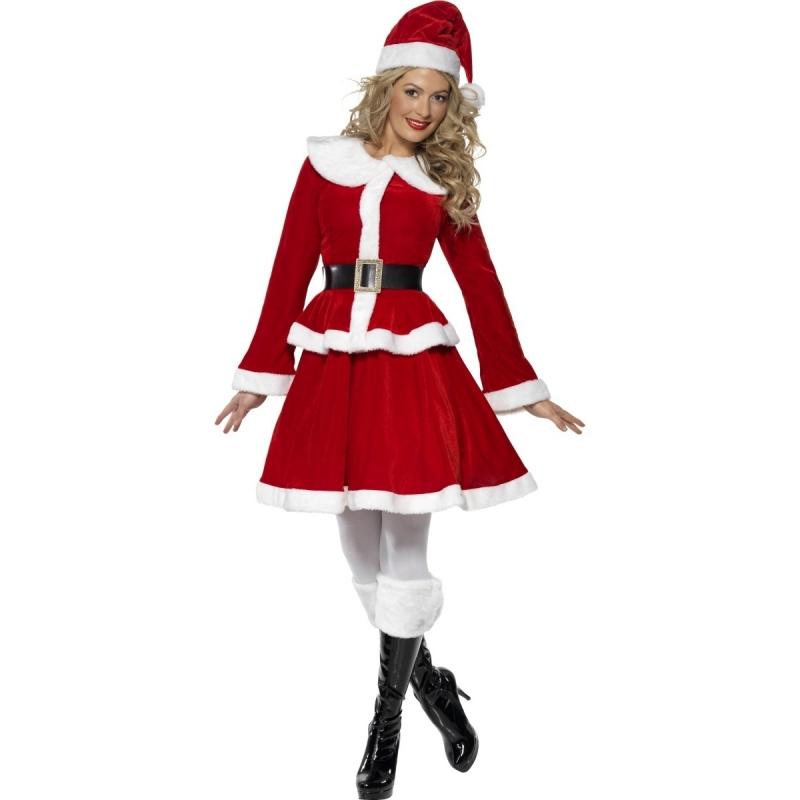 Image of Complete kerst vrouw kleding