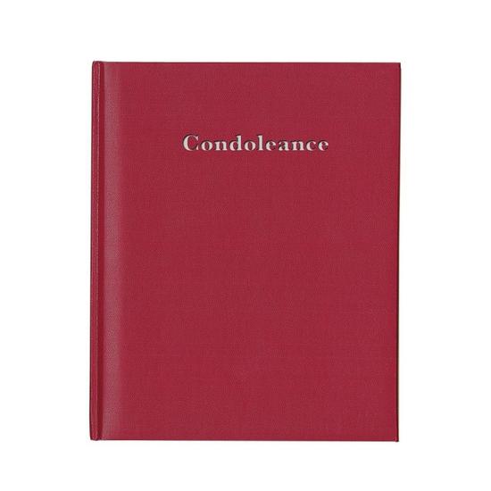 Image of Condoleance album bordeaux