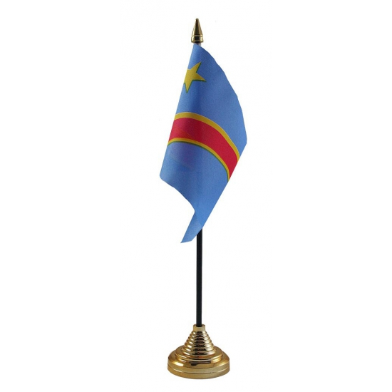 Congo tafelvlaggetjes
