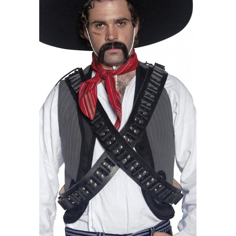 Cowboy accessoires kogelriem